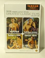 Tarzan Vol. 1 TCM Greatest Classic Films Collection DVD Turner Classic Movies