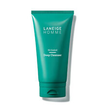 [LANEIGE] Homme Oil Control Deep Cleanser 150ml