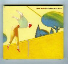 CD (NEW) RENE AUBRY INVITES SUR LA TERRE