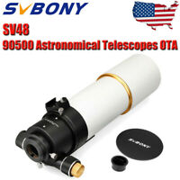 "SVBONY SV48 F/5.5 2"" Refractor Astronomical Telescope OTA for DSLR Photograph US"