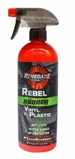 Renegade Products Rebel Rubber and Vinyl 24 oz with sprayer. Vinyl cleaner