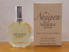 Neiges By Lise-Watier Perfume Women 1. oz Eau De Toilette Spray NIB Seal