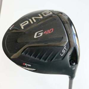 Ping G410 LST 9° Driver with Diamana S Series 100g X-Stiff Flex Graphite Shaft