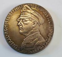 Piece WW2 1941 Guerre Allemagne Germany Coin Rommel Afrikakorps Tobrouk War Coin