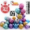 "10 /100 CHROME BALLOONS METALLIC LATEX PEARL 10""  Helium Ballon BABY Birthday"
