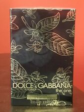 DOLCE AND GABBANA  THE ONE EDP INTENSE. 3.4 oz