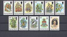 Isole Cayman 1980 SG 515B/25B Gomma integra, non linguellato CAT £ 35