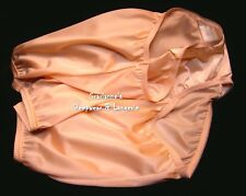 VANITY FAIR JUST PEACHY 15712 PERFECTLY YOURS NYLON BRIEFS PANTIES 9/2XL~NEW