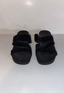 Vionic Pacific Alexis TVW5629 Sandal, Women's Size 9M, Black