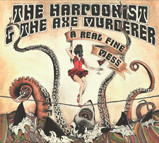 THE HARPOONIST & THE AXE MURDERER - A REAL FINE MESS-CD NEW & SEALED!