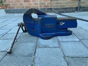 Record No.23 Heavy Duty Quick Release Bench Vice 115mm (41/2in) Made in England