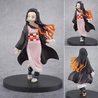 "Demon Slayer: New Kimetsu no Yaiba Kamado Nezuko Stand 5.5"" Action Figure Toy"