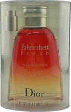 DIOR-Fahrenheit-Fresh-Splash & Spray-Eau de Toilette-EDT - 125ml