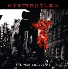 DISMANTLED The War Inside Me CD 2011