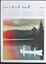 Washed Out Mini Concert Poster Reprint 2012 US Tour 14x10 Unsigned