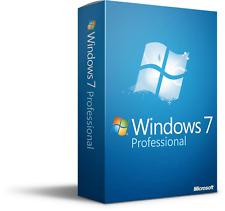Windows 7 Professional Produktkey/Unbegrenztes Lizenzrecht