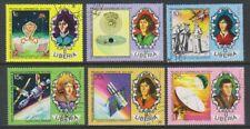 Liberia - 1973, Anniversary of Copernicus (Space) set - CTO - SG 1176/81 (c)