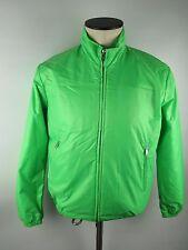 REPLAY Herren Jacke Übergangsjacke - Gr. L -  Designer Outerwear Jacket grün NEU