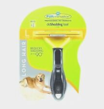 FURminator® deShedding Tool for Large Dog 51-90 lbs with Long Hair
