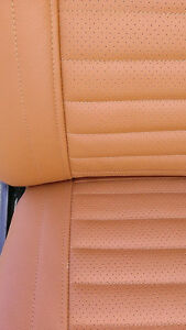 VOLVO amazon 122 123 interior seats and panels upholstery complete set brown
