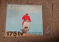 Lambretta Innocenti 175 tv fold out brochure original rare