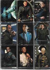 Babylon 5 Ultra Season One 120 Card Set - Gallery & Prismatic Sets Fleer 1995