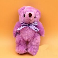 Color Joint teddy bear cute beautiful plush toy doll for boy girl Christmas gift