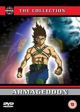 Armageddon Collection DVD Film Movie Animation UK Release Brand New Sealed R2