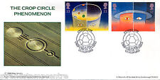 1991 Europe In Space - Muscroft Crop Circles Official