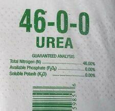 50 lb 99% Urea Commercial Grade Nitrogen Fertilizer 46-0-0