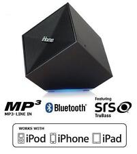 iHome IDM11 Portable iPod iPad iPhone x Galaxy S7 S8 Bluetooth Wireless Speakers
