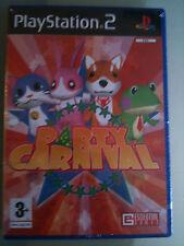 PARTY CARNIVAL  PS2 SIGILLATO ITA