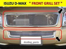 FRONT GRILL FOR ISUZU D-MAX 2007 - 2011