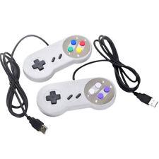 USB Retro Super Controller For SF SNES PC Windows Mac Game Acces La