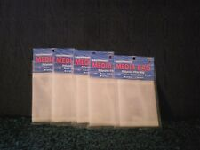 Media Bags 4 x 8 800 Micron for aquarium fish pond canister filter 5 bags