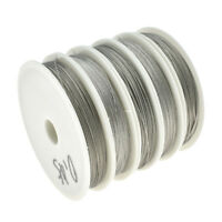Nylon Coated Stainless Steel Beading Wire Hight Quality Soft Flex Multi Choice