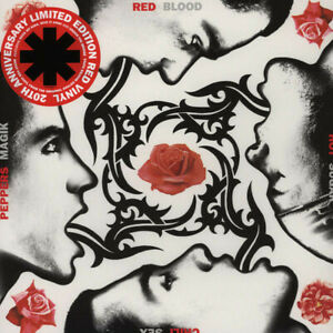 RED HOT CHILLI PEPPERS - BLOOD SUGAR SEX MAGIK RED NUMBER 3817 20TH ANNIVERSARY