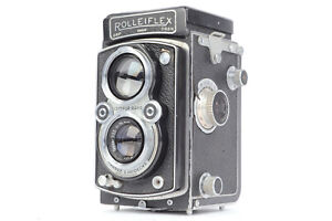 Rolleiflex Automat Model 2 TLR Camera 75mm f/3.5 Zeiss-Opton Tessar Lens  #P0648
