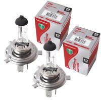 Headlight Bulbs Globes H4 for Ford Falcon EB Wagon 4.0 Efi 1992-1993
