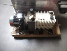 Alcatel Annecy Model: 2033 SD Pascal Rotary Vane Pump <