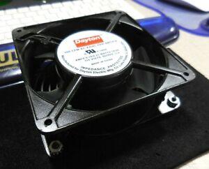 Dayton 4WT47A, 105 CFM AC Axial Fan (0.18/0.21A, 18/20W, 115V, 60/50Hz, CLX)
