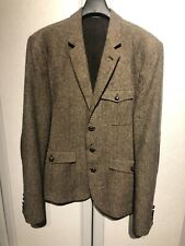 ASOS Mens Tweed Blazer / Suit Jacket - 38""