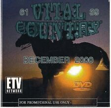 ETV Vital Country DVD - December 2000