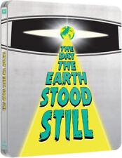 THE DAY THE EARTH STOOD STILL (1951) BLU RAY LTD EDITION STEELBOOK FILM NEW RB