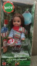 BARBIE KELLY DOLL WINTER TREAT BECKY C3673 2004 *NEW*