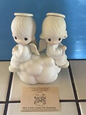 """Precious Moments """"But Love Goes On Forever� Figurine—5� ~ w/card —No Box"""