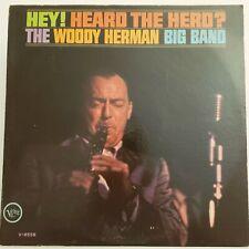 Woody Herman - Hey! Heard The Herd? (Verve V-8558) 1963 LP Jazz Vinyl Big Band