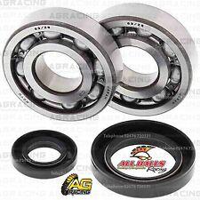 All Balls Crank Shaft Mains Bearings & Seals For Honda CR 250R 1998 98 Motocross