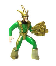 "Marvel Comics Vintage SPIDERMAN Animated Series ELECTRO 5"" figure toy"