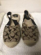 Coach Shoes 8 1/2